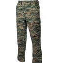 Pantaloni bărbați camuflaj digital