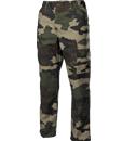 Pantaloni camuflaj cu buzunare laterale bărbați