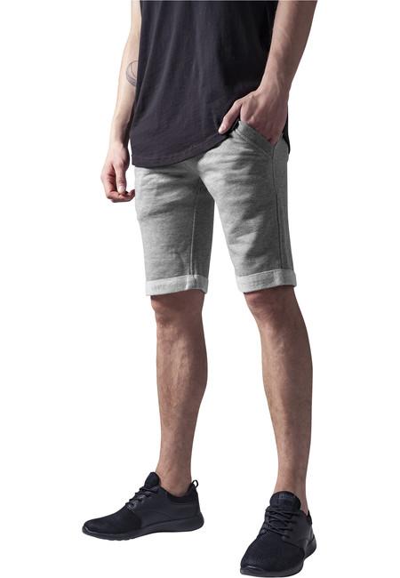 Urban Classics Pantaloni scurți de trening, gri